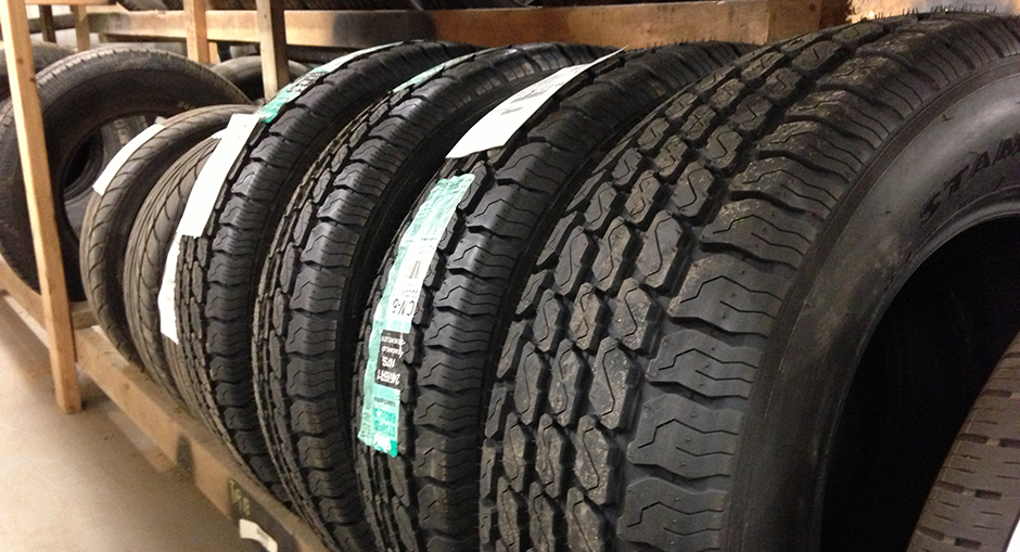 grand rapids used tires